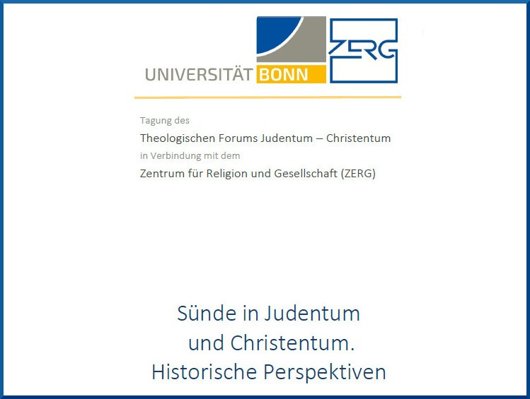 Right click to download: Theologisches Forum Judentum - Christentum